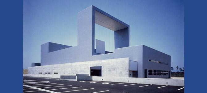 江津市総合市民センター(ミルキーウェイホール)